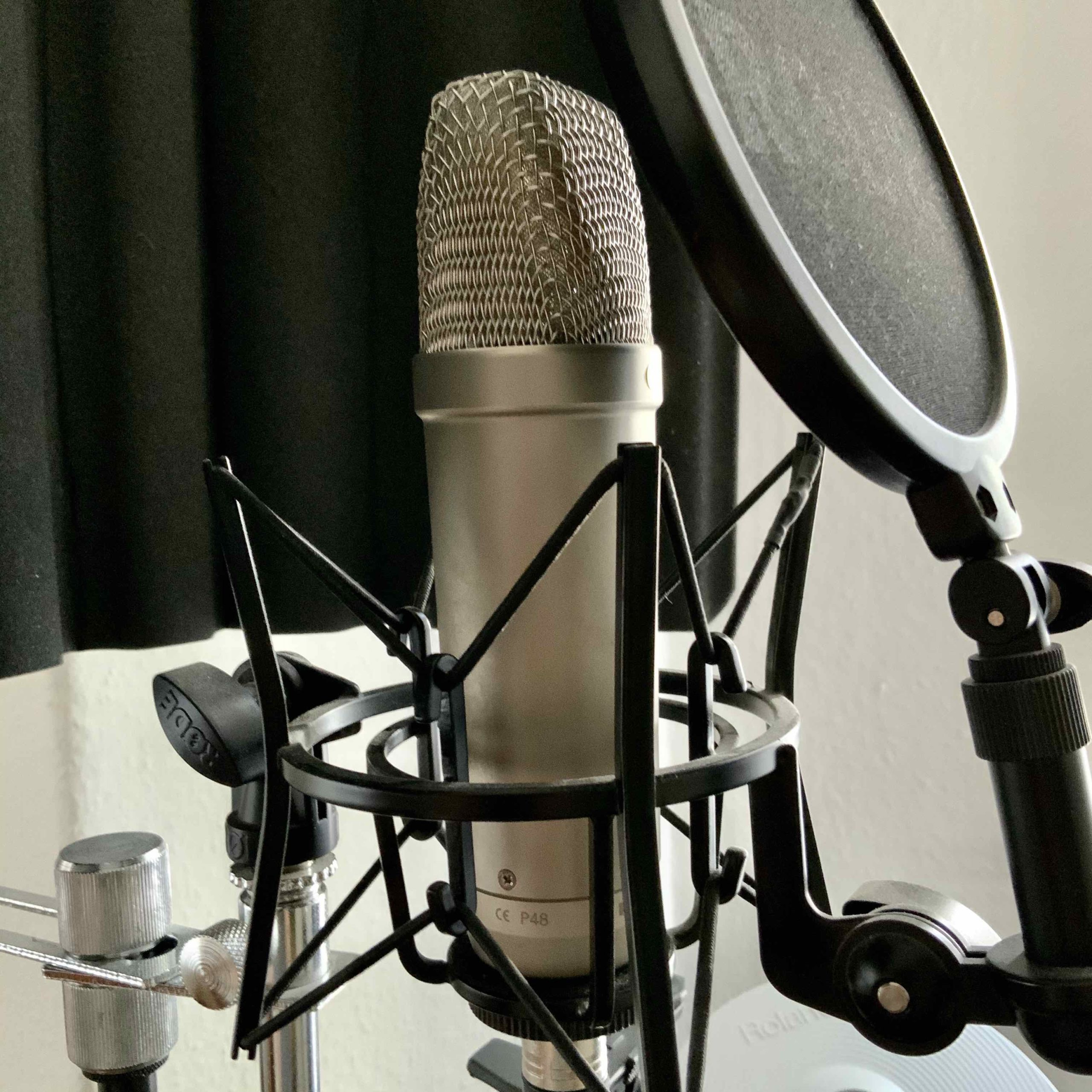 Mikrofon Radio Symbolbild
